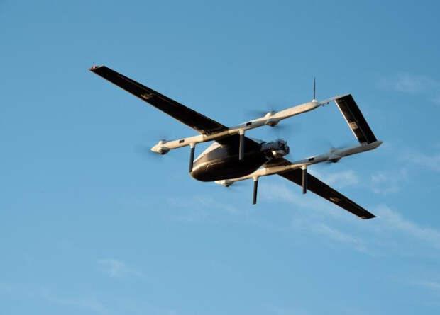 Американцы изучат доставку грузов на корабли и подлодки с помощью дронов