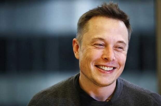 Стоимость биткоина рухнула на 1000 долларов после шутки Илона Маска
