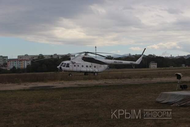 Авиационное госпредприятие Крыма попало в зону турбулентности