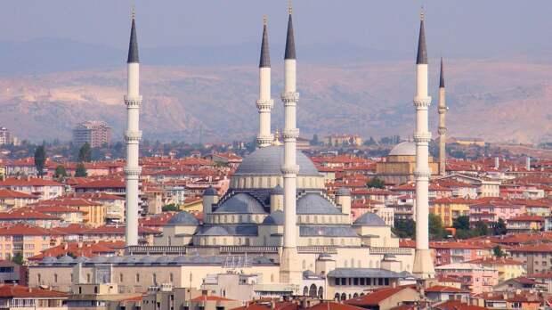 Турция поддержит действия палестинцев в Иерусалиме