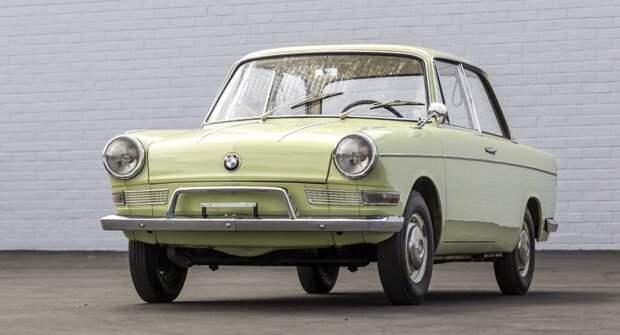 Раритетный BMW без решетки радиатора отдают за 850 тысяч рублей
