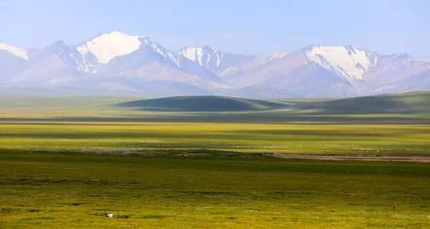 Центральная Азия может стать безжизненной пустыней