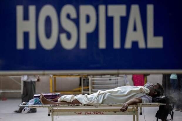 Общее число заболевших COVID-19 в Индии приблизилось к 20 млн