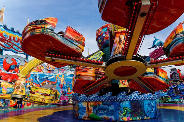 Навстречу выходным. Куда сходить в Краснодаре: цирк, выставки, фильмы, музеи