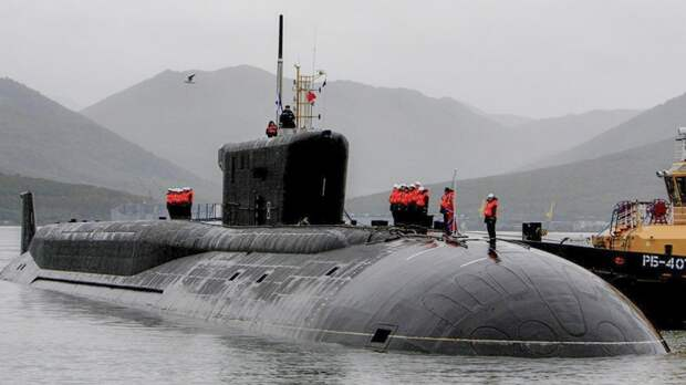 В США объяснили, чем опасны новые российские подводные лодки