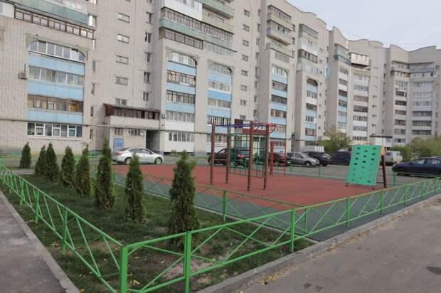 В Дзержинске до конца года благоустроят 23 двора