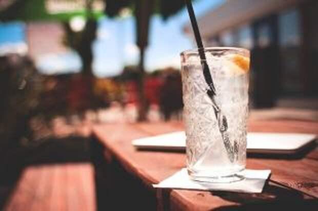 Какие напитки пить в жару?