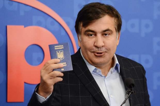 Альтернативное правительство Грузии формируют в Киеве. Арно Хидирбегишвили
