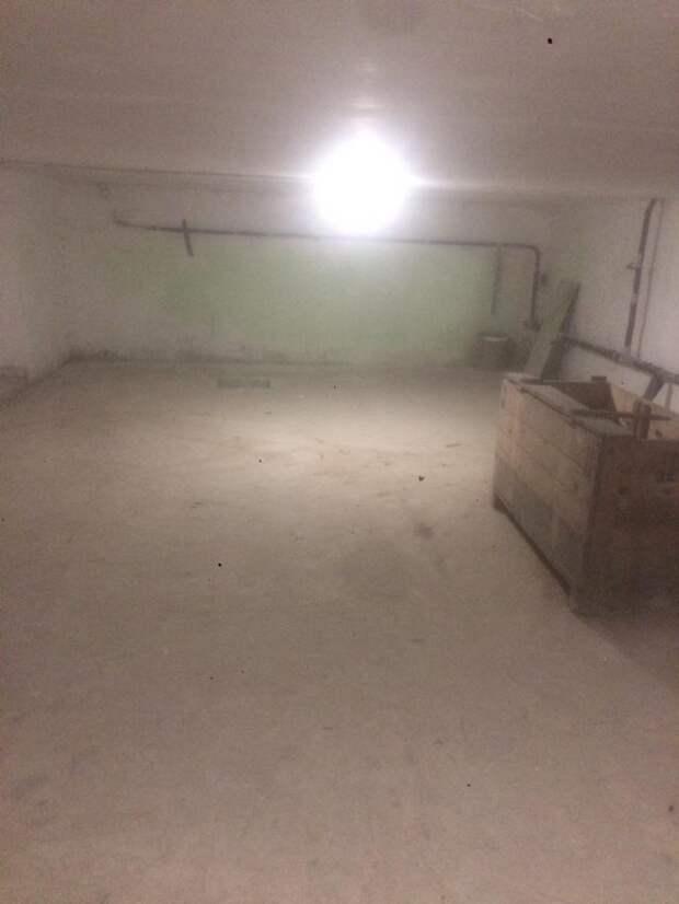 Рабочие не проживали в подвале на Большой Академической – Жилищник