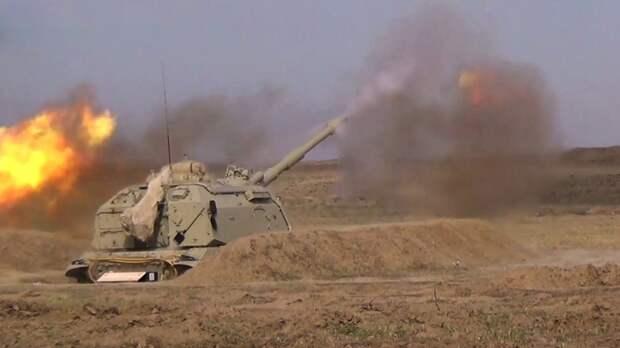 Американское правительство призвало Баку отвести войска от границы с Арменией