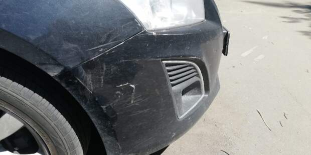 Виновник аварии на улице Фомичёвой скрылся с места ДТП