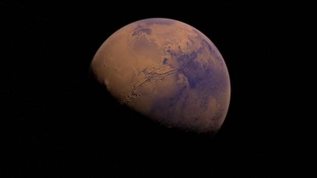 NASA опубликовало запись звуков с Марса