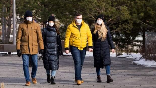 Мэр Москвы прокомментировал высокую заболеваемость коронавирусной инфекцией