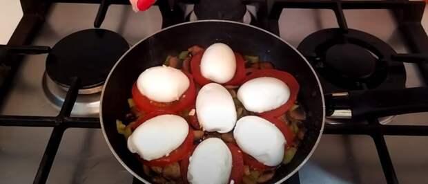 Так вкусно я еще не ела! Простой, быстрый и вкусный рецепт яиц: готово через несколько минут