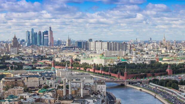 Оценку ВВП России в первом квартале 2021 года улучшили на 0,3%