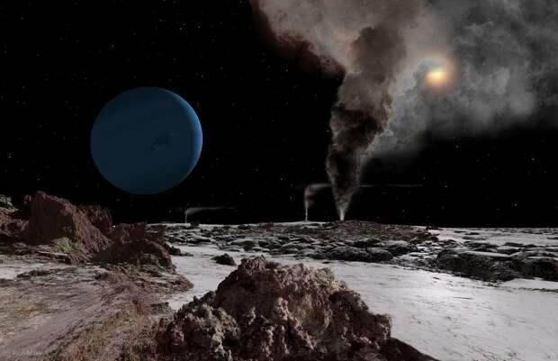 Как выглядит рассвет на других планетах? Семь фотографий