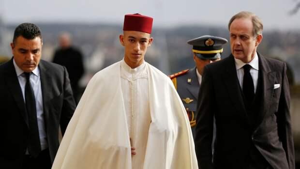 Будущий король Марокко