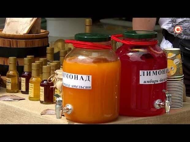 В «Лукоморье» прошел экологический фестиваль (СЮЖЕТ)