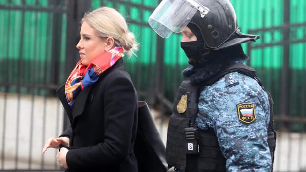 Соболь и Ярмыш задержали в Москве