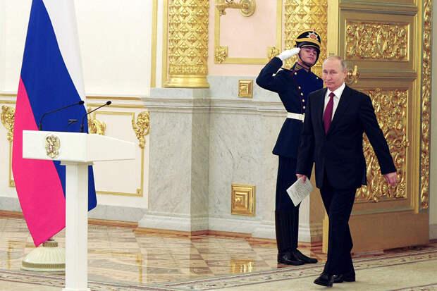 Путин назвал принципы сотрудничества России с другими странами