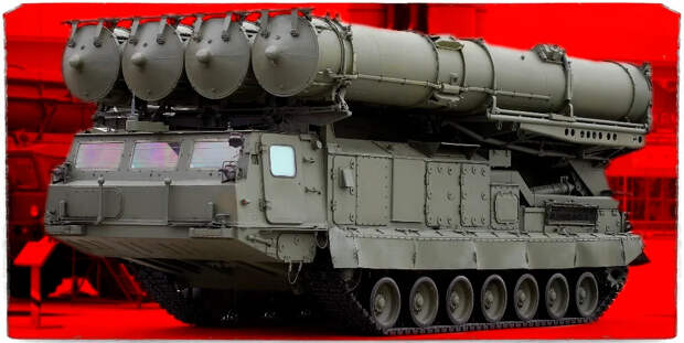 У России есть не только С-400: представлен новейший «Антей-4000».