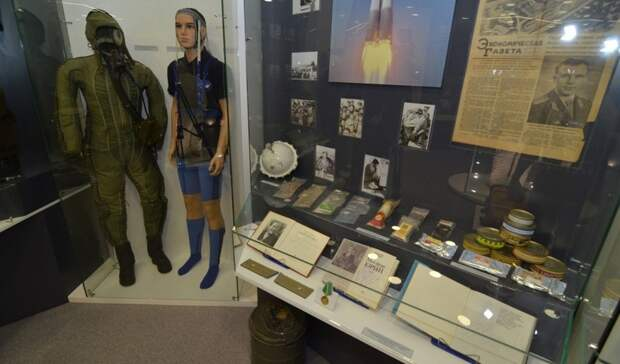 За месяц Дом-музей Гагариных в Оренбурге посетили более 2 тыс. человек