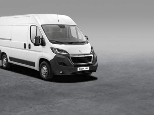 Объявлены цены на обновленный Peugeot Boxer