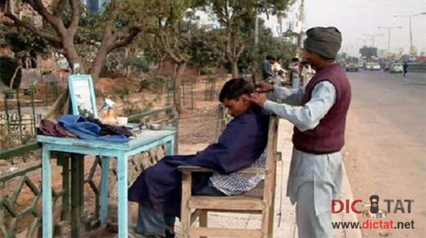 Шокирующие фото Индии