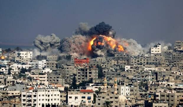 Сектор Газа сообщил о 43 погибших с начала обострения конфликта с Израилем