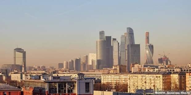 Власти Москвы не согласовали акции 21 апреля и 1 мая Фото: М. Денисов mos.ru