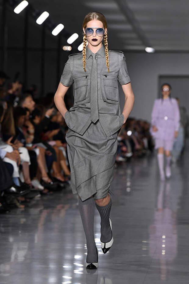 Неделя моды в Милане: Белла и Джиджи Хадид, Кайя Гербер, Кэндис Свейнпол и другие на показе Max Mara