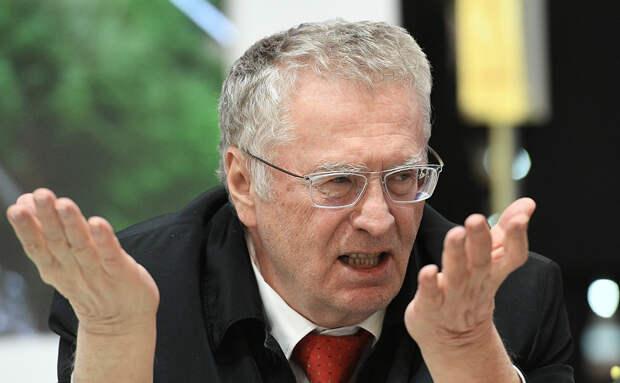 Жириновский перечислил украинские города, которые Россия захватит в первую очередь