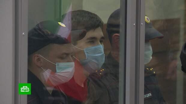 Напавший на казанскую гимназию арестован