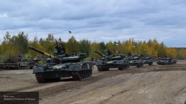 Украинский офицер Петренко считает, что захват Донбасса Киевом нужен для безопасности ЕС