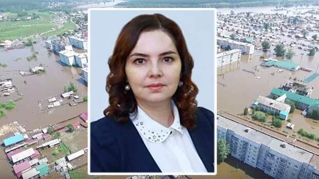 Песков предостерег иркутскую чиновницу от возвращения на работу