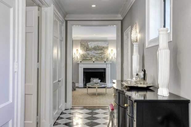 Внутри особняка за $5,3 млн., в который Обама переедет из Белого дома