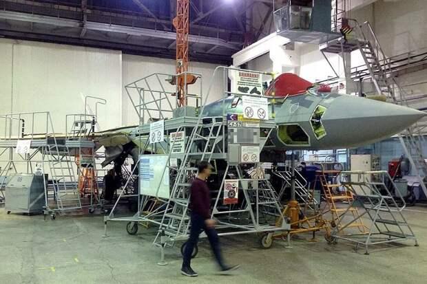 The Drive оценил второй серийный истребителя Су-57