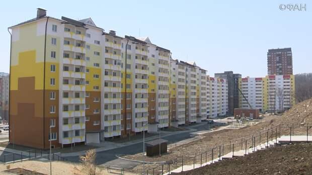 «Дальневосточная ипотека» в Приморье бьет рекорды