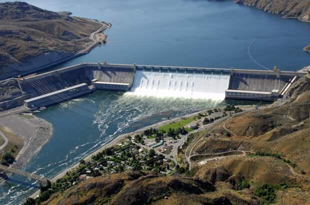 ТОП 7 самых мощных электростанций в мире