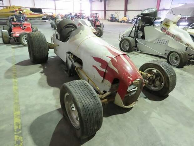 Vintage Midget Race Car Вот это ДА, винтажные авто, гоночные автомобили, интересно, коллекция авто, коллекция автомобилей, мотоциклы, раритетные автомобили