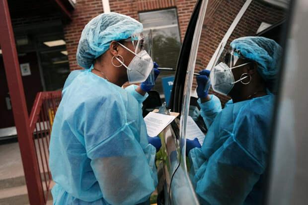 Байден меняет стратегию вакцинации, ставя новую цель