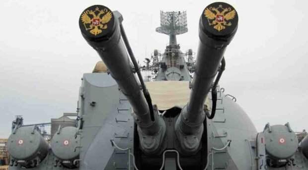 """Возвращение российского крейсера """"Москва"""" в строй вызвало ярость на Западе"""