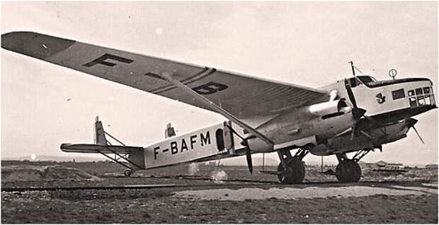Самолет Farman