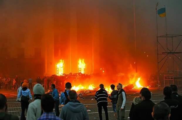 Американцы в ООН о трагедии 2 мая в Одессе: само загорелось