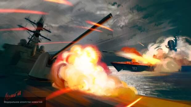 Полноценный морской бой: чем может закончиться для британцев следующий заход в Черное море