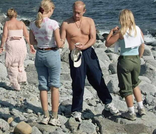 Друзья и родственники Путина на супердолжностях? Ну, - это нормально!..