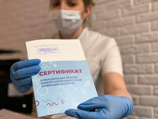 Задержаны вносившие ложные данные о прививках сотрудники больницы в Брянске