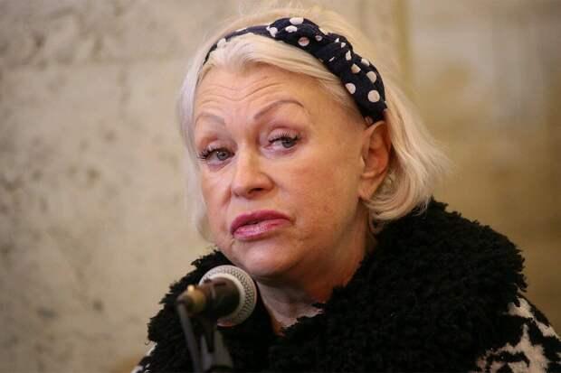 Рассуждения о пенсии Людмилы Поргиной