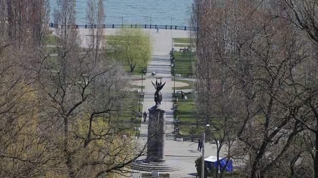 Проект реконструкции Пушкинской набережной вТаганроге разработают кноябрю