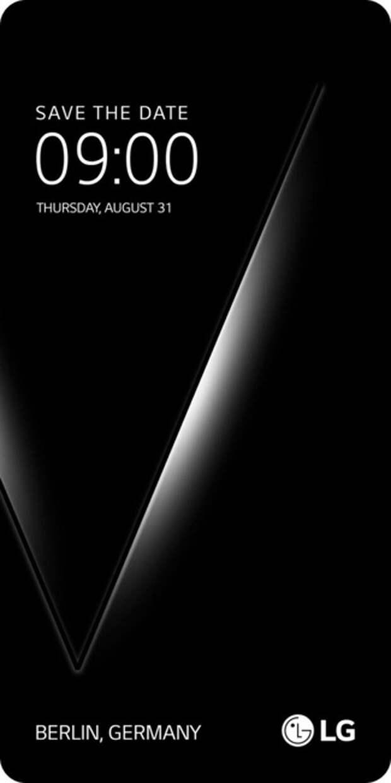 Планшетофон LG V30 появится на мировом рынке только 28 сентября